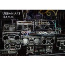 "Postkarte ""Urban Art"""
